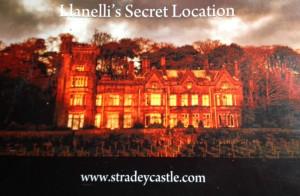 Stradey Castle - Llanelli's Secret Location
